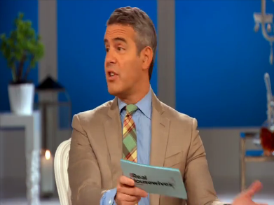 RHOM Andy Cohen at Reunion