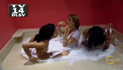 BGC sloppy drunk in bathtub