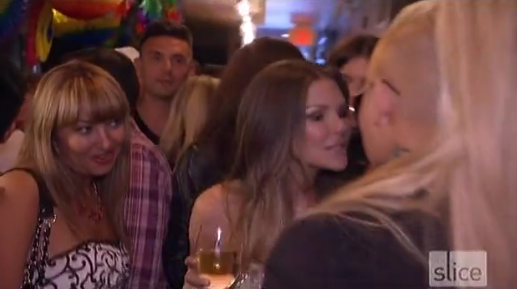 RHOV: Random people at the party