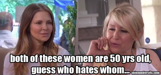 RHOV why Jody hates Mary