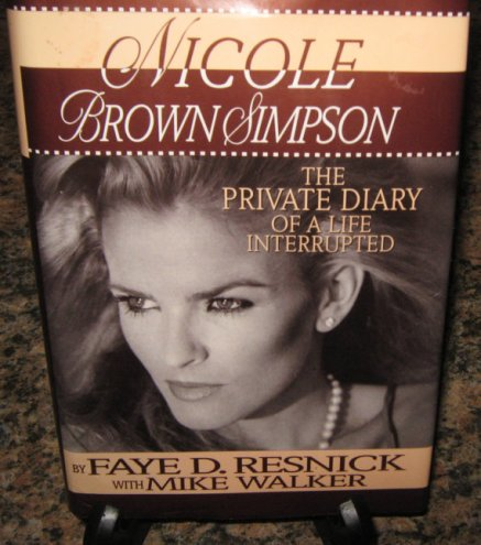 Faye Resnicks 1994 smut book about Nicole Brown Simpson