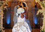 RHOA Kordell and Porsha wedding photo