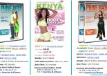 RHOA Phaedra vs Kenya Workout Videos
