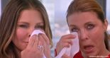 RHOV Mary and Ronnie best friends crying