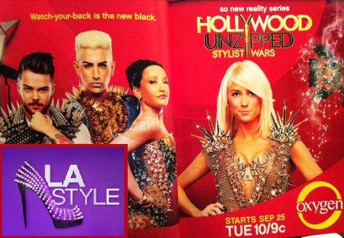 Taylor Jacobson Reality Show Titles LA Style and Hollywood Unzipped