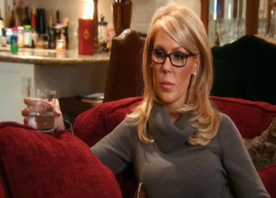 RHOC Gretchen Rossi in Glasses