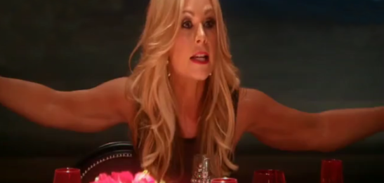 RHOC Tamara chill out and work on yourself!