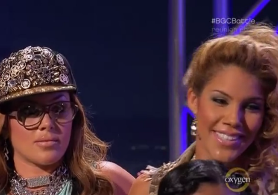Bad girls all star battle Rocky and Shannon Shanrock Reunion