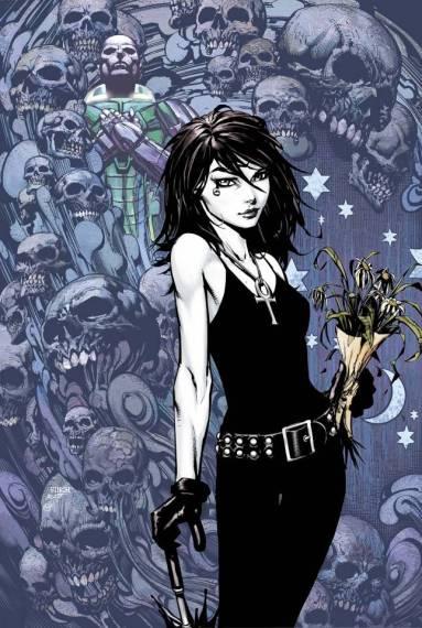 Death from Neil Gaimans Sandman comic book series