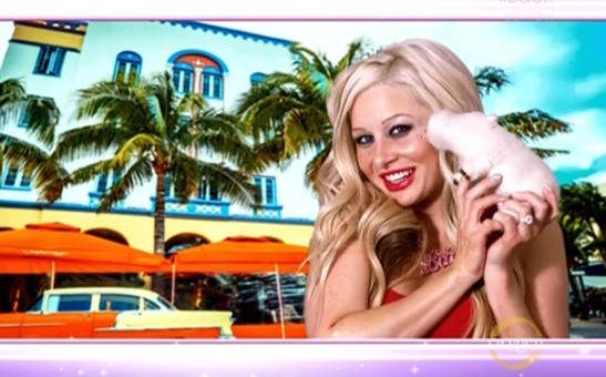 BGC 11 Sarah Oliver with hippo statue