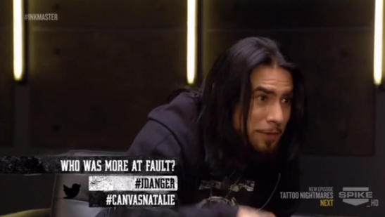 Ink Master Dave Navarro defends JDanger