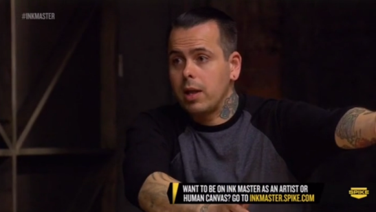 Ink Master Judge Chris Nunez Giving Bad Advice