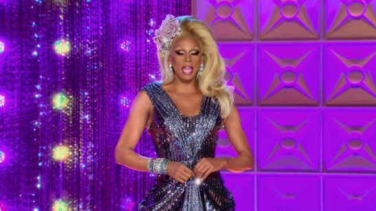 RuPaul Drag Race RuPaul being fucking fabulous