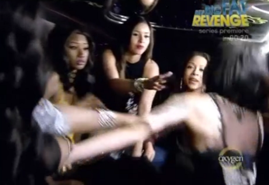 BGC 11 Teresa goes ape shit in the limo