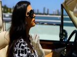 RHOM Adriana stupid prada sunglasses